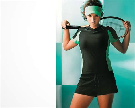 Sania Ruffle F 04 sania mirza hd walpaper 2014 3d tennis wallpaper