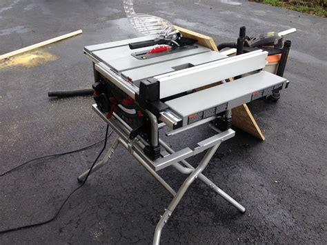 Skilsaw Table Saw 4 Tools In Power Tool Reviews