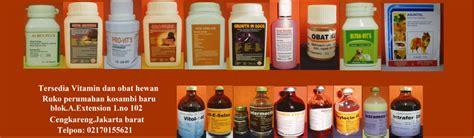 Obat Cacing Anjing quot vitamin calcium anjing kucing hewan obat cacing kutu
