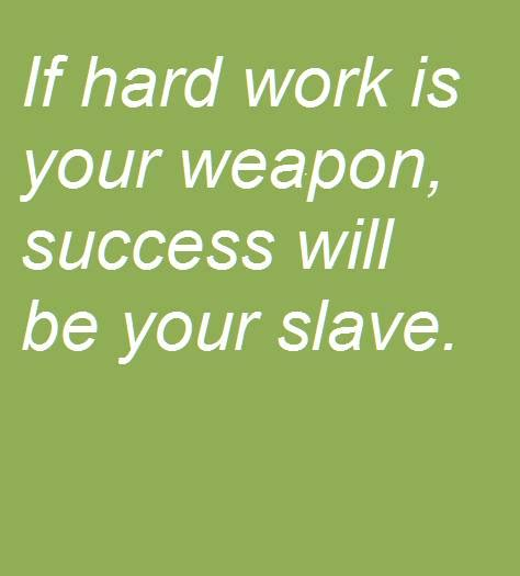 How to enslave success?   Inspirational Quotes - Pictures ...