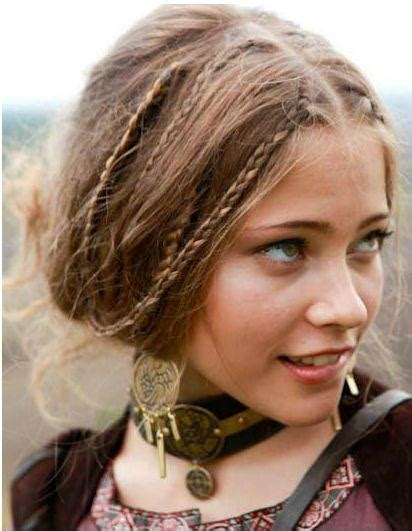hair styles for viking ladyd viking inspired spring hairstyles girlsaskguys