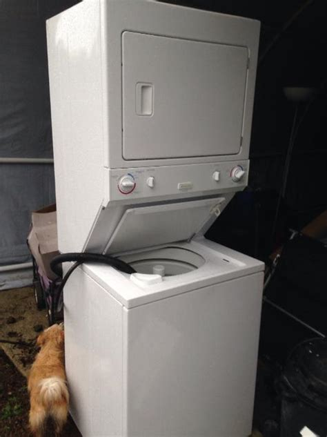 Washer And Dryer Apartment by Apartment Size Stacking Washer Dryer Cedar Nanaimo