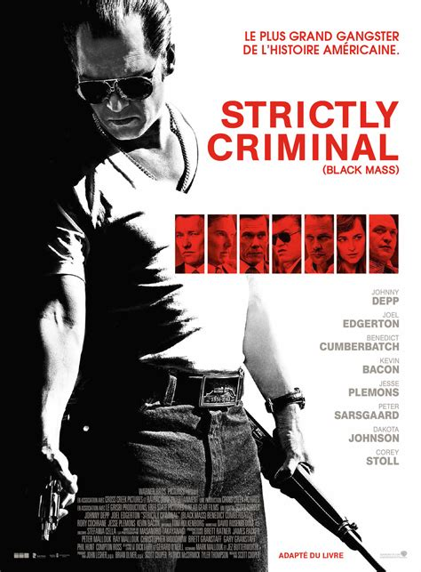 movie about gangster 2015 strictly criminal film 2015 allocin 233