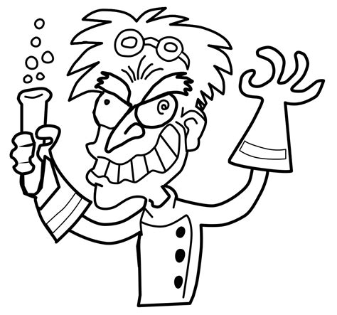 file mad scientist bw svg wikimedia commons