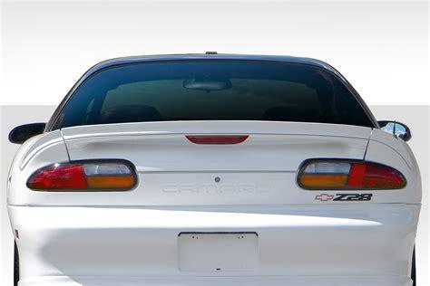 1995 camaro kits 1995 chevrolet camaro wing kit chevrolet camaro