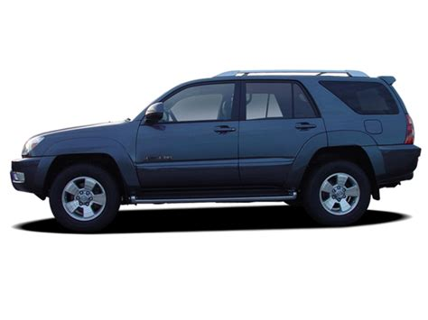 2006 Toyota 4runner Reviews 2006 Toyota 4runner Reviews And Rating Motor Trend