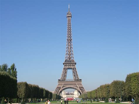the eiffel tower the eiffel tower france building the world