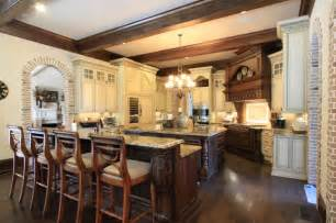 Custom Kitchen Design Luxury Custom Kitchen Design Traditional Kitchen Atlanta By Alex Custom Homes Llc