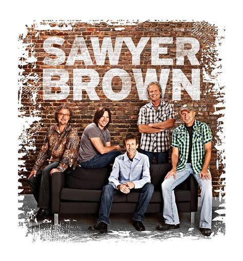 country music group sawyer brown break out your cowboy boots for the 30th annual downtown