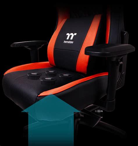 x comfort thermaltake x comfort air nueva silla gaming con ventiladores