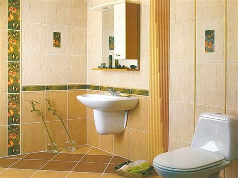Bathroom Bath Wall Tile Designs With Yellow Tile Bath Bathroom Wall Ideas