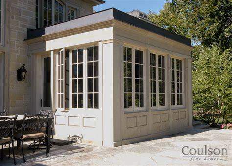 Architectural Design Homes Neo Classic Custom Home Builder Toronto Oakville