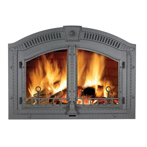 High Country Fireplace by Napoleon Nz6000 High Country Wood Burning Fireplace