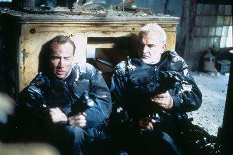film nicolas cage alcatraz major plot holes in seven classic films