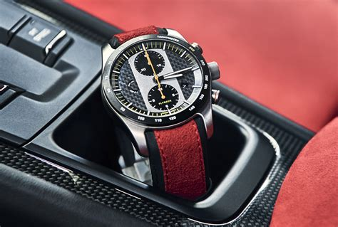 Jam Tangan Porsche Design Chronograph 2 spend 300k on a 2018 porsche 911 gt2 rs and you qualify to buy this