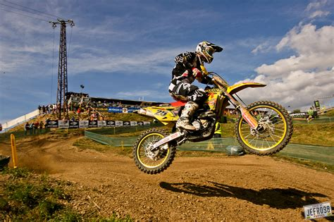 motocross racing pictures clement desalle gp sunday racing pictures