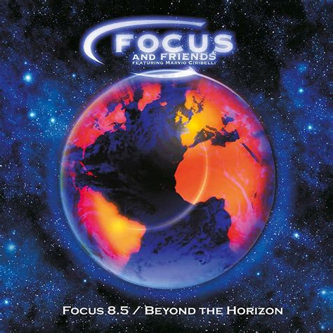 Focus 8.5 / Beyond The Horizon ? Cherry Red Records