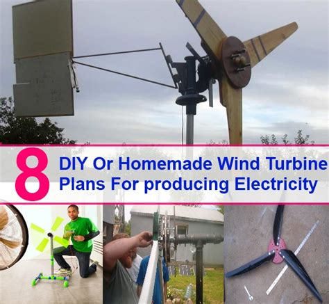 diy wind turbine free plans 8 free diy or homemade wind turbine plans and designs for