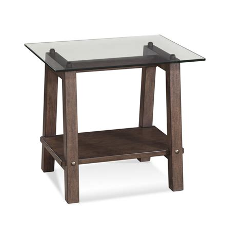 rectangular accent tables ellsworth rectangular end table espresso 2891 200b