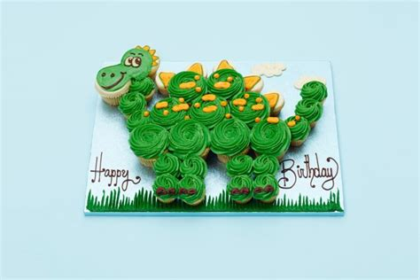Red And Brown Wedding Decorations Lola S Cupcakes Dinosaur Picture Gallery Cake