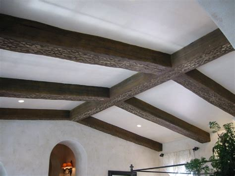 Faux Ceiling Beams Styrofoam by Beam 12