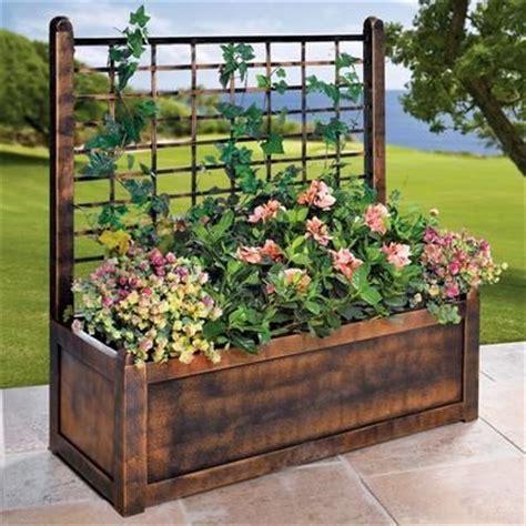 planter box with trellis gorgeous design idea s i love