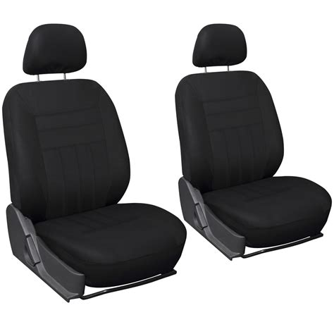 seat covers for trucks car seat covers for auto honda civic 6pc set black w rest mesh ebay