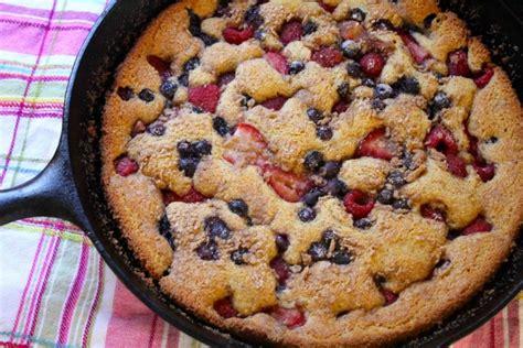 15 iron skillet desserts