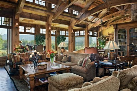 rustic great rooms 57 great room designs ideas