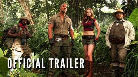 film jumanji welcome to the jungle full movie jumanji welcome to the jungle official trailer hd