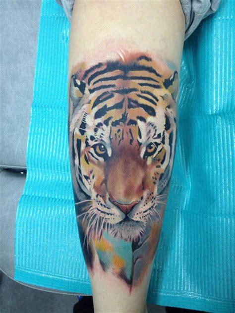 imagenes de tatuajes de tigres tatuaje tigre