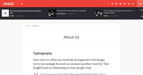 default page template page template jegtheme support documentation