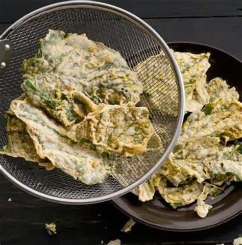 cara membuat omelet bayam resep cara membuat keripik bayam renyah dan krenyess