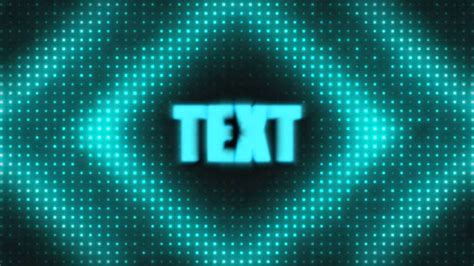 Cool Sony Vegas Intro Templates by Sony Vegas Template Free Cool Led Background