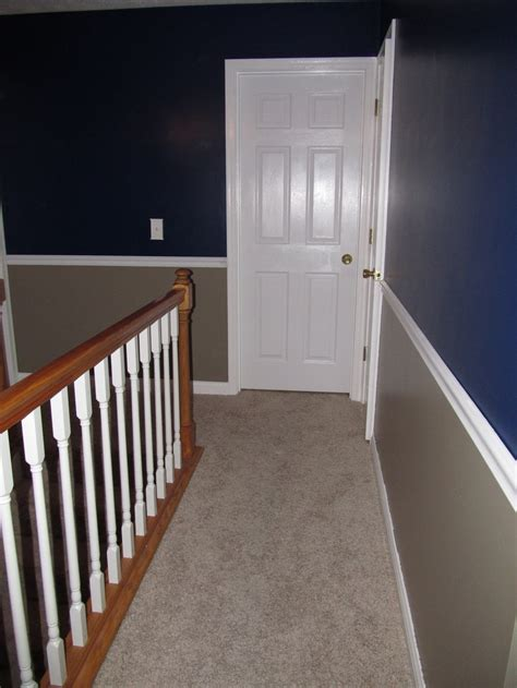 good Farmhouse Interior Paint Colors #2: 85d194be674cffa23a929de5bfed37df--upstairs-hallway-bold-colors.jpg
