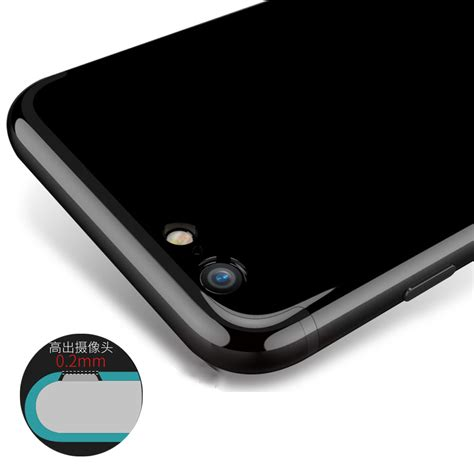 aliexpress buy jet black for iphone 7 soft glossy silicone for iphone 6s 7 plus 5s se