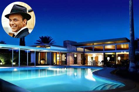 frank sinatra house twin palms by e stewart williams frank sinatra s modern house plan at twin palms estate in