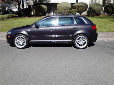 2006 audi hatchback sell used stunning 2006 audi a3 quattro s line hatchback 4