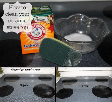 how to clean cooktop ceramic diy how to clean your ceramic stove top with just 1