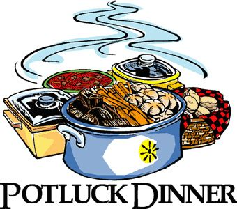 international pot luck dinner