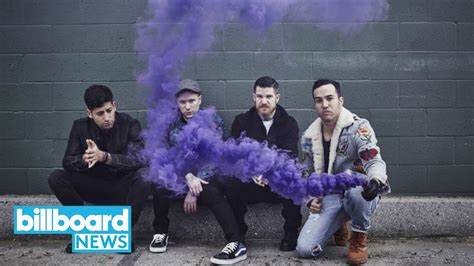 Fall Out Boys Record Release by Fall Out Boy Release New Song And Menace Announce