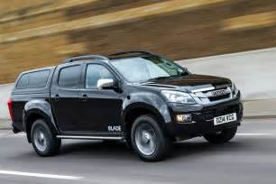 Isuzu Dmax Competition 2014 Isuzu D Max Blade Review Osv Ltd