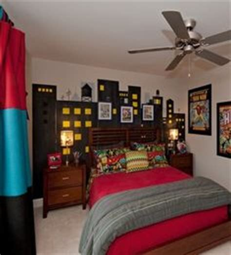 marvel comic bedroom decor 1000 images about super hero bedroom on pinterest