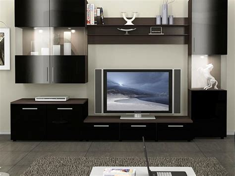 contemporary furniture wall units contemporary
