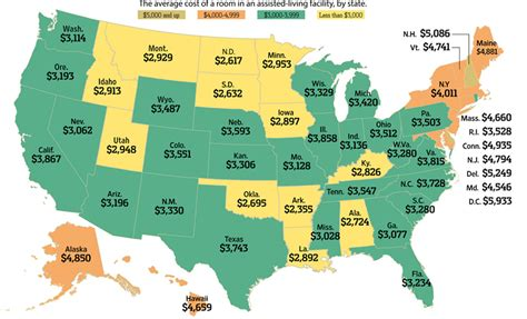 lowest cost of living states connecticut has 4th highest costs for residents of