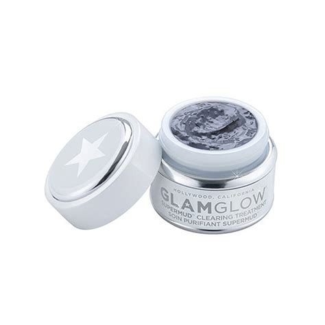 Glam Glow Supermud Clearing Treatment glamglow supermud 174 clearing treatment 50g feelunique
