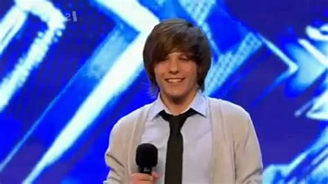 louis tomlinson x factor group louis tomlinson x factor youtube