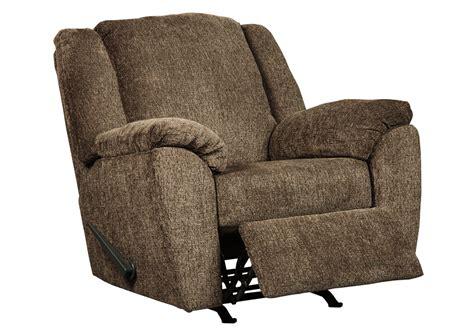 recliners overstock azaline umber rocker recliner lexington overstock warehouse