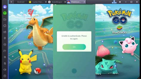 bluestacks pokemon go unable to authenticate pokemon go unable to authenticate fix bluestacks android