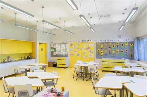 classroom layout in finland niemenranta elementary school alt architects
